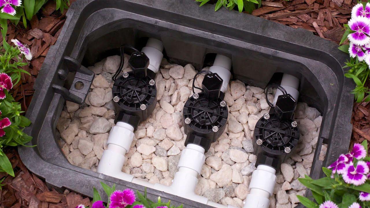 Richdel Sprinkler Valve Diagram Timing For 4 Stroke Diesel Engine How Do Irrigation Valves Work Youtube