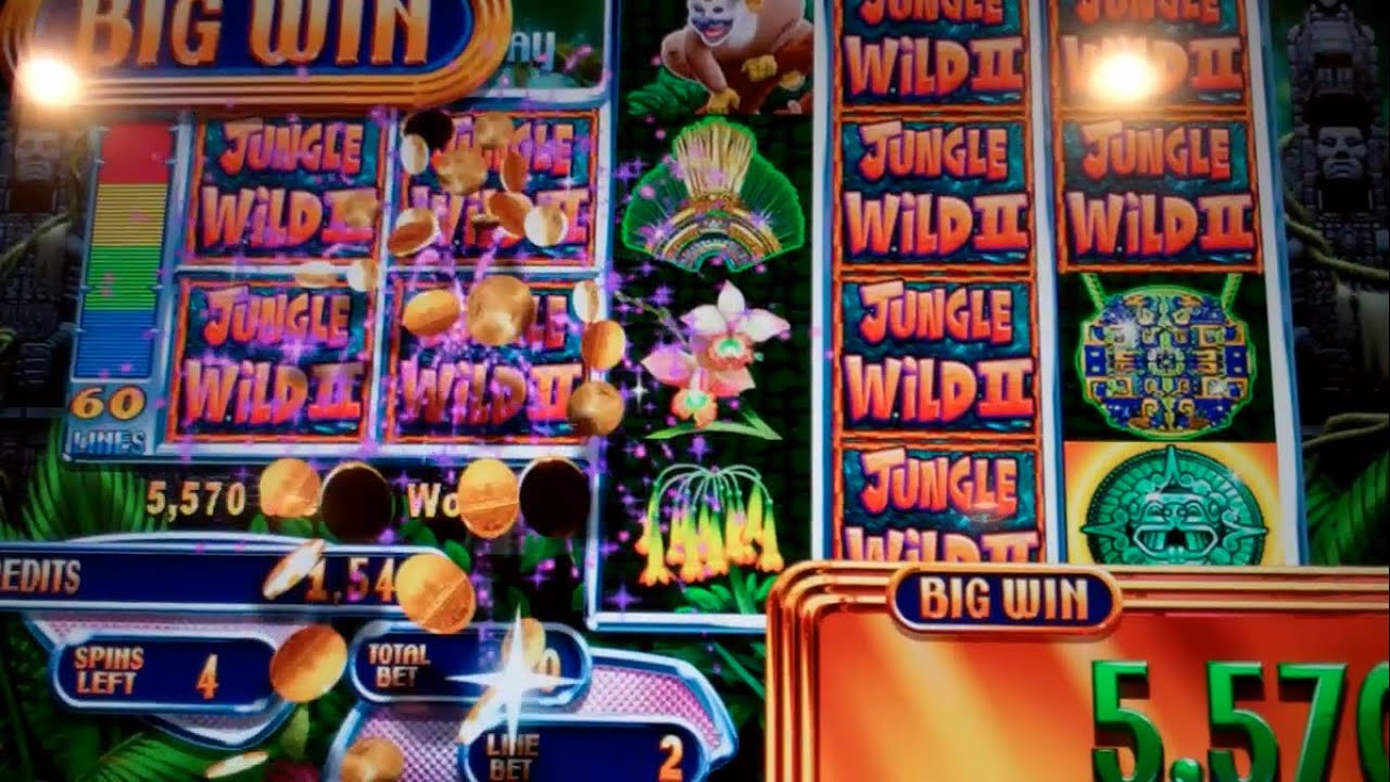 Jungle Jumpers Slot Machine - Try for Free Now