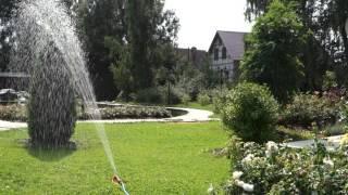 видео Система полива газона на больших и малых площадях