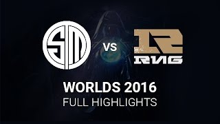 S6 Worlds 2016 Day 1 Highlights from all games -  League of Legends World Championship 2016