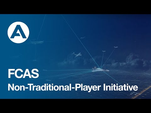 FCAS Non-Traditional-Player Initiative