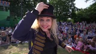 Malin Nilsson @ Swedish Television