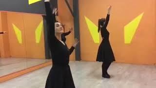 Кавказские танцы —обучение для взрослых.