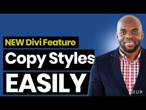 Divi feature update - Amazing New Divi Feature