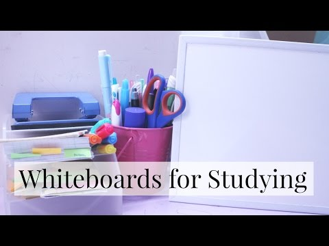6 Ways To Study With A Whiteboard   Everything Janis