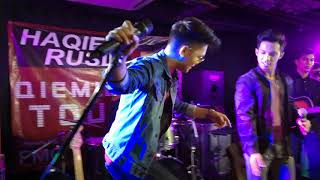 Qiemilio Tour Pesan Irfan Haris cover by Ismisham Arief Daniel