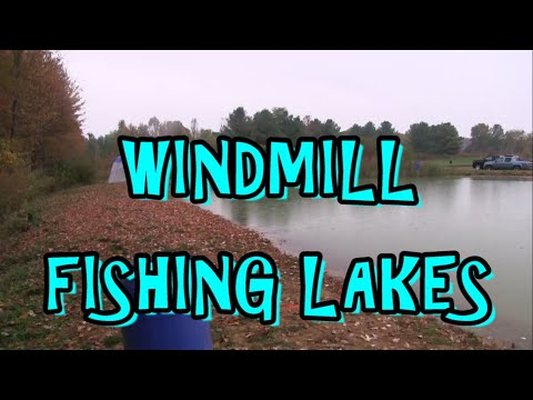 Windmill Lake Oct 26, 2019