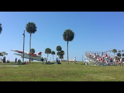 Cape Canaveral Air Force Station Launch Viewing Stands