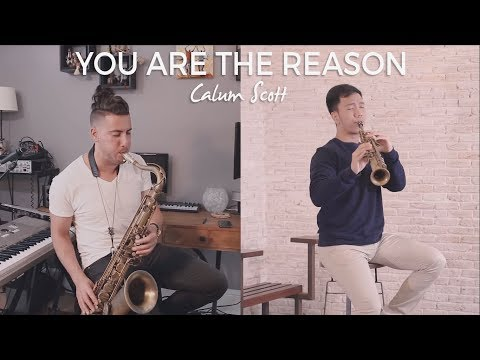You Are The Reason - Calum Scott ( Cover ) By Desmond Amos Ft. Justin Ward