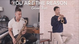 Download Mp3 You Are The Reason - Calum Scott