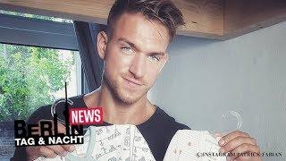 BTN-Hottie Patrick Fabian: Karriere-Aus fürs Baby? #News | Berlin - Tag & Nacht