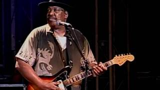 Magic Slim & The Teardrops - Mamma, talk to your daughter - Natu Nobilis Blues Festival 2002