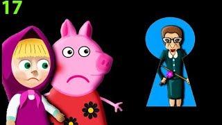 Мультики Свинка пеппа новые серии 17 ПЕППА НАШЛА ВОРА Мультфильмы для детей Свинка Пеппа