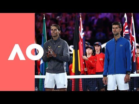 Full Men's Final ceremony | Australian Open 2019