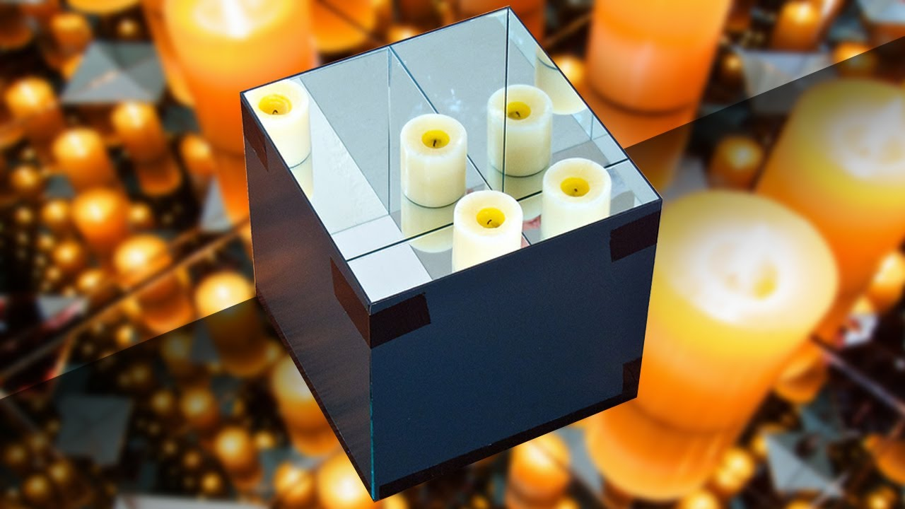 Can You Trap Light In A Box Of Mirrors Ron Brinkmann
