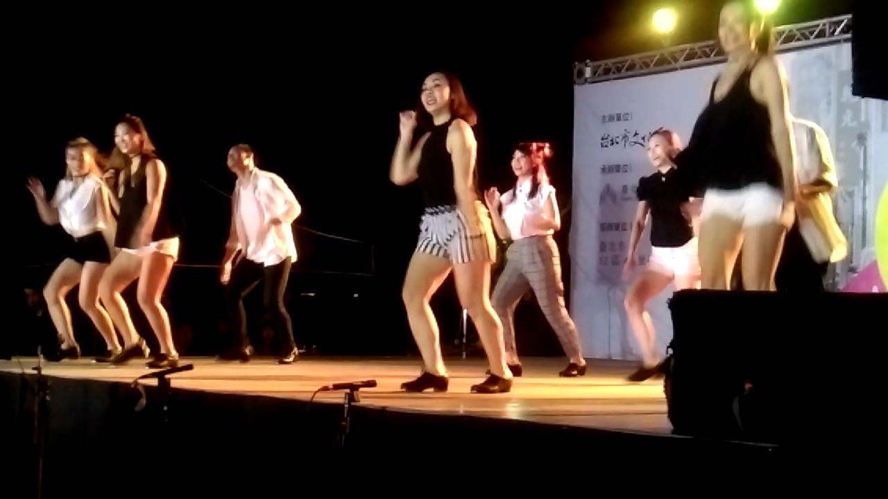 歌舞形式(影片四)舞工廠踢踏舞團 - YouTube