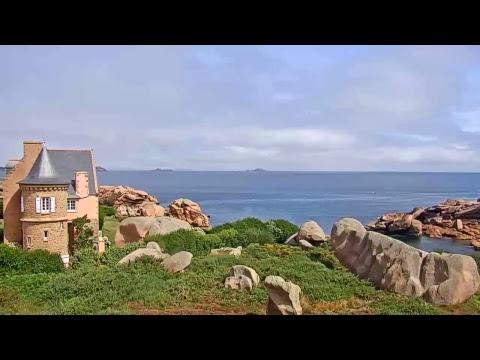 Webcam Perros-Guirec - Le Sentier des Douaniers