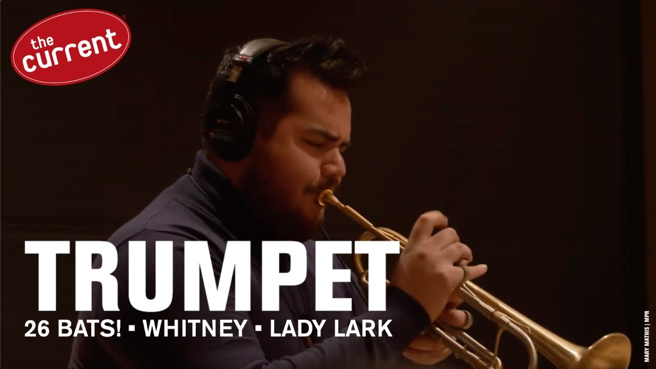 Three performances featuring trumpet at The Current (in honor of Louis Armstrong)