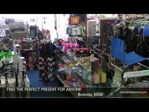 Variety Store/Bank Agency Business for Sale - Barham, NSW