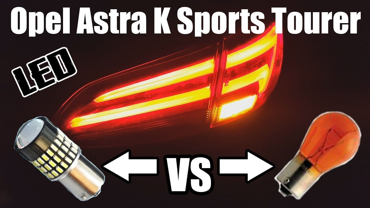 astra k st led blinker indicator lights 200ps youtube. Black Bedroom Furniture Sets. Home Design Ideas