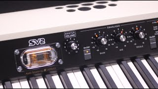 The Amazing Korg SV2 88 S (The Impossible to Get Keyboard!)