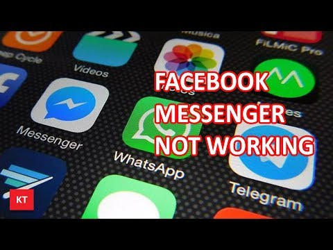 Why Is Your Facebook Messenger Not Working