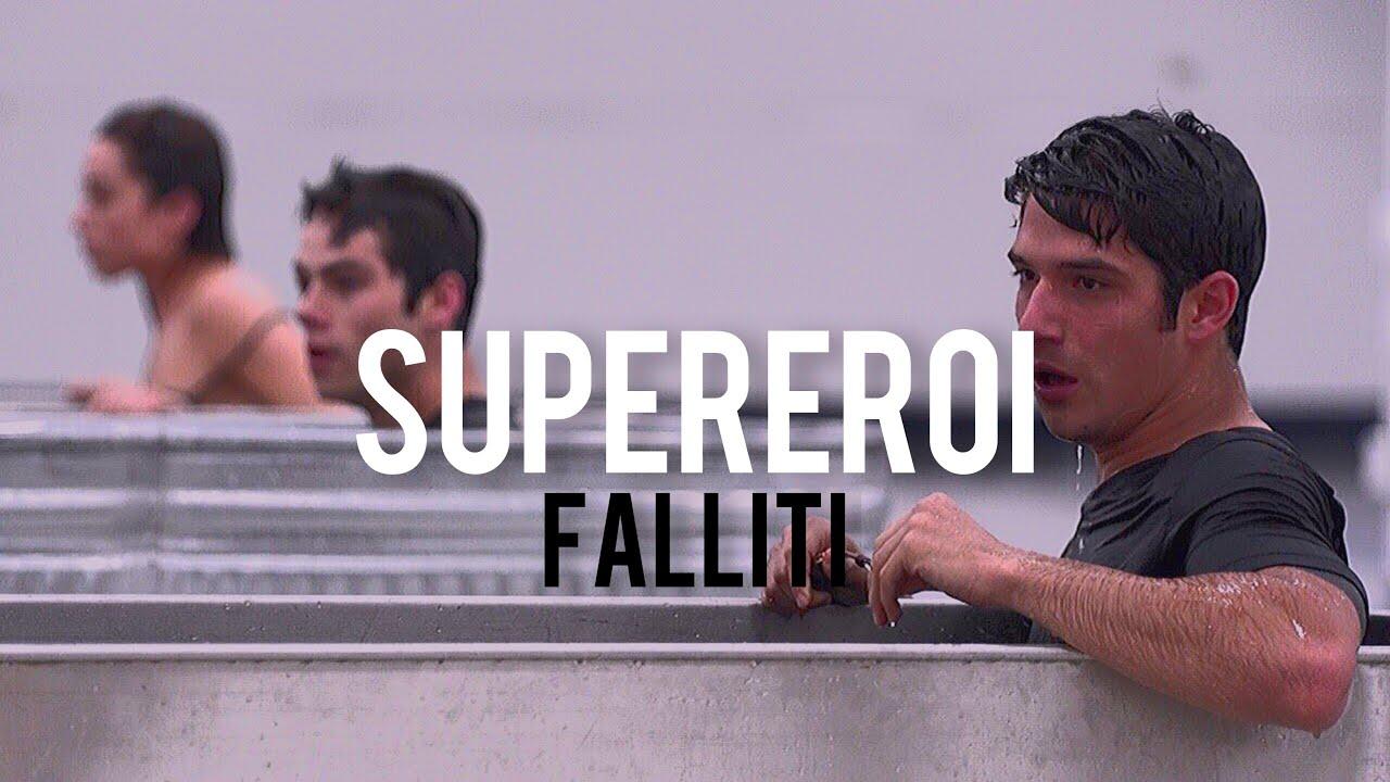 """""""Supereroi Falliti"""" - Teen wolf"""