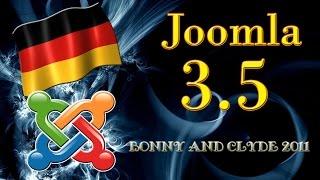 Joomla 3.5 - ein Template installieren und Modulpositionen anzeigen lassen #7 [1080p HD]