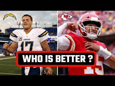 Which NFL Team Is Better | Kansas City Chiefs or LA Chargers?