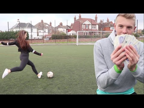 THE ULTIMATE £1,000 FOOTBALL CHALLENGE