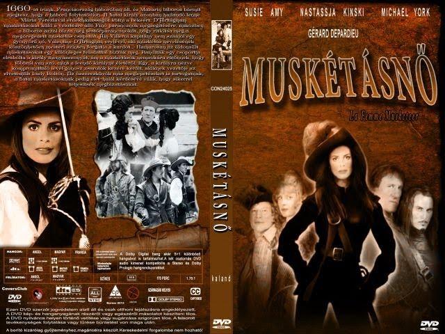 A muskétásnő 2. La Femme Musketeer 2 Hun - 2004