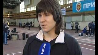 Легкая Атлетика. Чемпионат Хабаровского края 2012