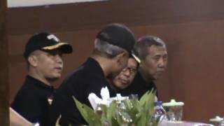 PEMBUKAAN PENCAK SILAT BUPATI CUP III 2016