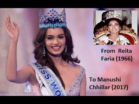 Answers that made Indian girls Miss World || Manushi Chhillar Miss World 2017