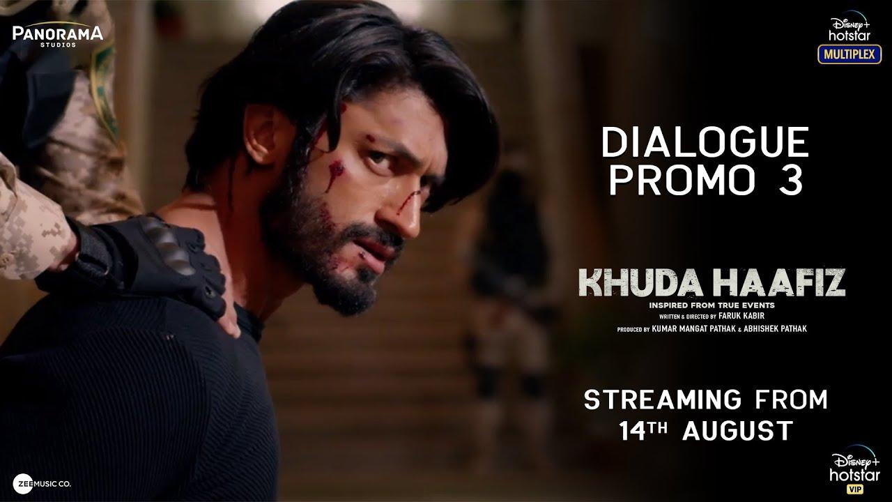 Khuda Haafiz | Dialogue Promo 3 | Vidyut Jammwal | Annu Kapoor | Faruk Kabir |14th August 2020