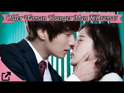 Top 25 Older Woman Younger Man Korean Dramas 2019 (All The Time)