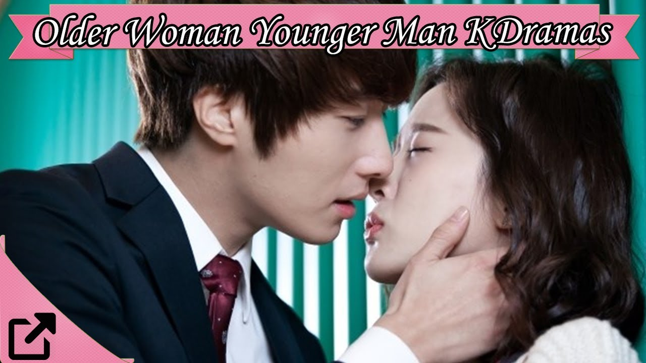Kdrama woman guy young older The Best