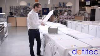 Thomas vous présente les sèche-linges - Electros et Cuisines DEFITEC