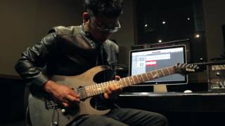 (*3rd place winner*)Ibanez Flying Fingers Guitar Contest 2017, Bhargav Choudhury, Los Angeles CA