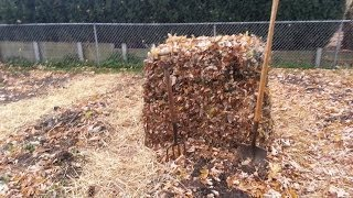 Diy Compost Bin - The Wisconsin Vegetable Gardener Straight To The Point