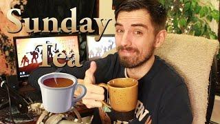 Sunday Tea w/ Force (Q&A - 12.07.14)