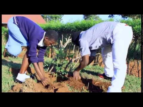 Greening Wanyange Girls School E Project 2014 Official