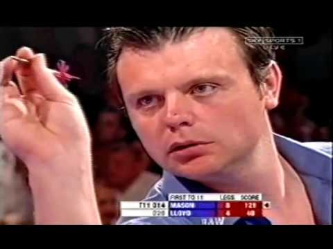 Chris Mason Back-to-Back 121 Checkouts - 2005 PDC UK Open