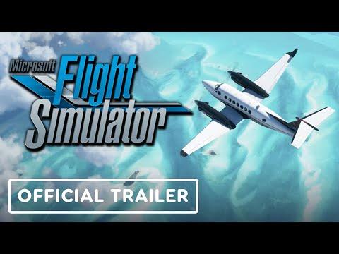 Microsoft Flight Simulator - Official Trailer