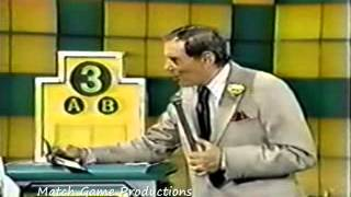 Match Game/Hollywood Squares Hour (Episode 192) (1984) (FINAL EPISODE)