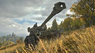 ◀World of Tanks - Post Patch Super Pershing