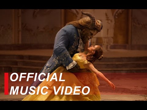 Beauty And The Beast | Music Video Ariana Grande & John Legend