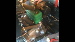 second start of the DKW F8
