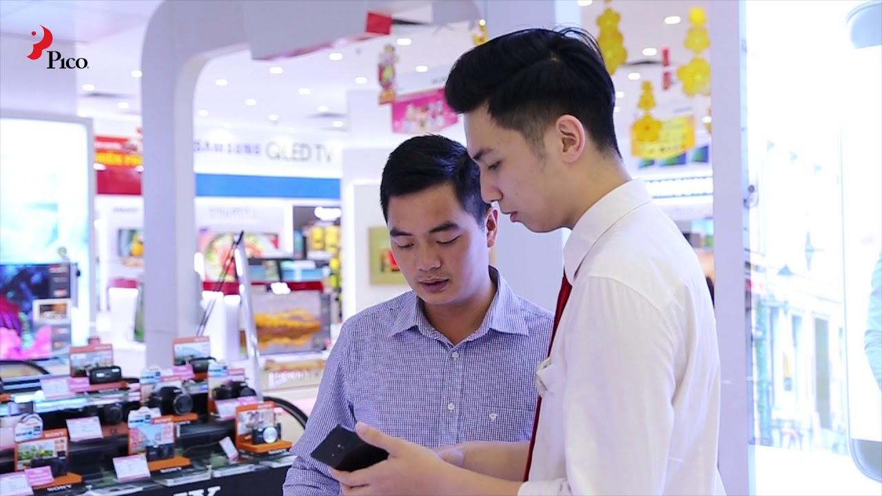Siêu thị Pico – Tuyển dụng Nhân viên bán hàng