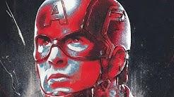 "Captain America - Fight & Skills COMPLETE Compilation (+ ""Avengers: Endgame"") [HD]"